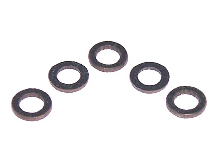 Fibre Washers for Mamod 3/16 Level Plug (x5)