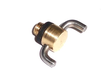 Mamod Water Level Plug 2 lever Bent