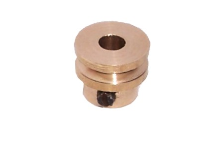 1/2 inch Mamod Lineshaft Pulley New