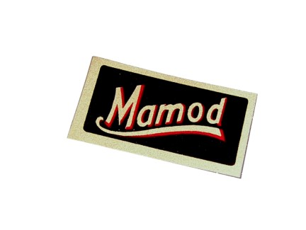 Steam Car Mamod Sticker (x1)