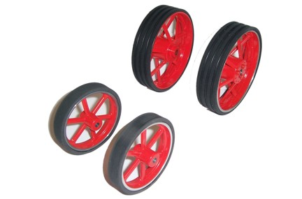 Tyres for  Mamod TE1a Straight  Ribbed