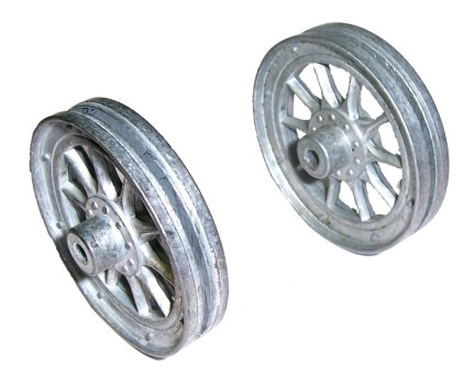 Mamod TE1a Spoked Front Wheels (x2)