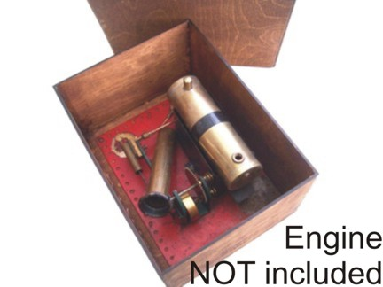 Reproduction Box for Bowman M135 Engine