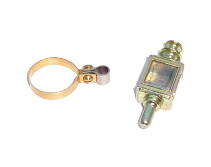 Carriage Lamp For Mamod TE1a Chimney